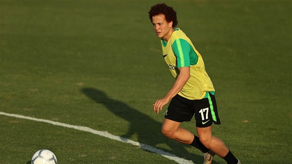 Socceroo loaned to Cypriot club
