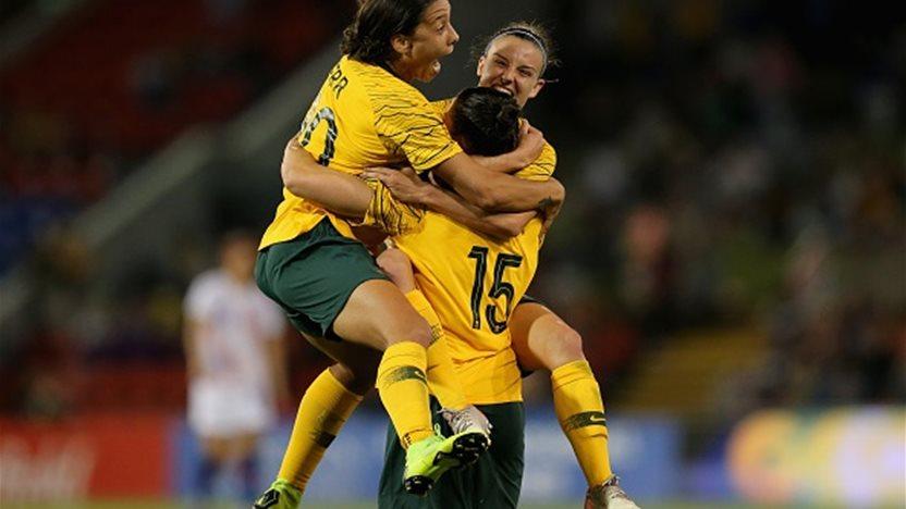 FIFA 22's highest rated Socceroos, Matildas and A-League stars