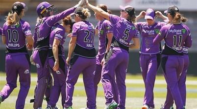 Tasmania hub for beginning of Women's Big Bash