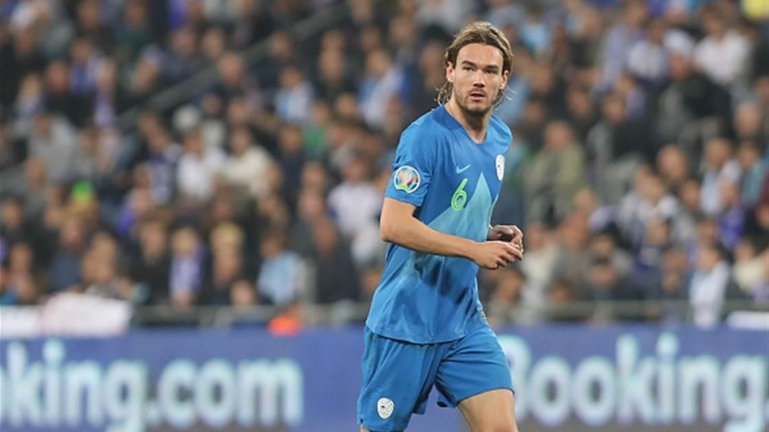 Slovenian international linked with Melbourne A-League club