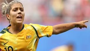 Matildas midfielder makes A-Leagues return after giving birth