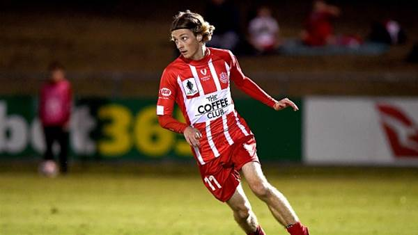 Brisbane Roar add local NPL talent: 'In the past, I may not have been ready'