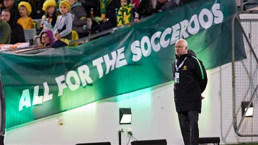 Socceroos set to play home match in November