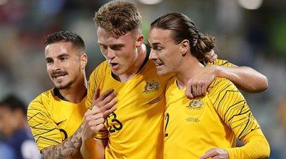 Socceroos, Stoke star Souttar says Aston Villa links 'paper talk'