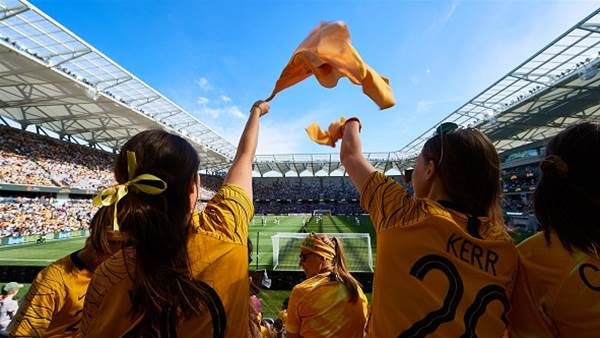 More can see Matildas, possibly Socceroos in 'groundbreaking announcement'