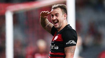 Wanderers A-League striker announces retirement