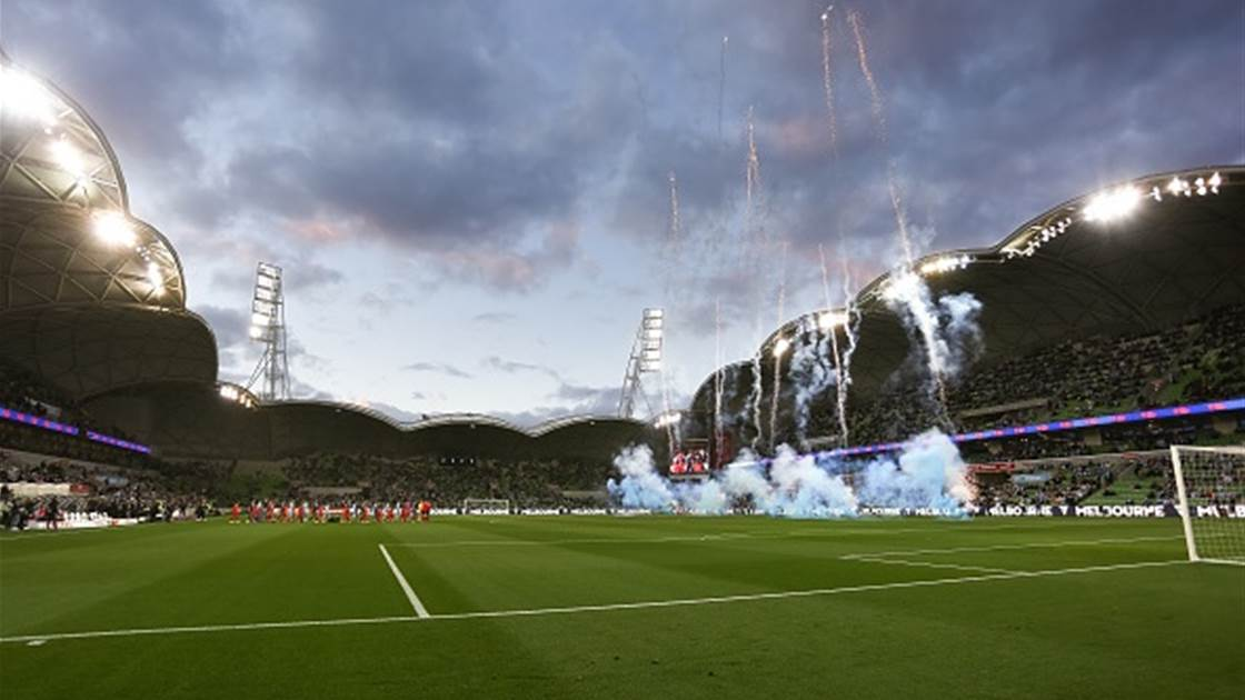 Schedule for A-League's first six rounds