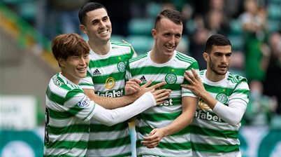 Celtic fans react to Rogic-Kyogo face off, future missed matches