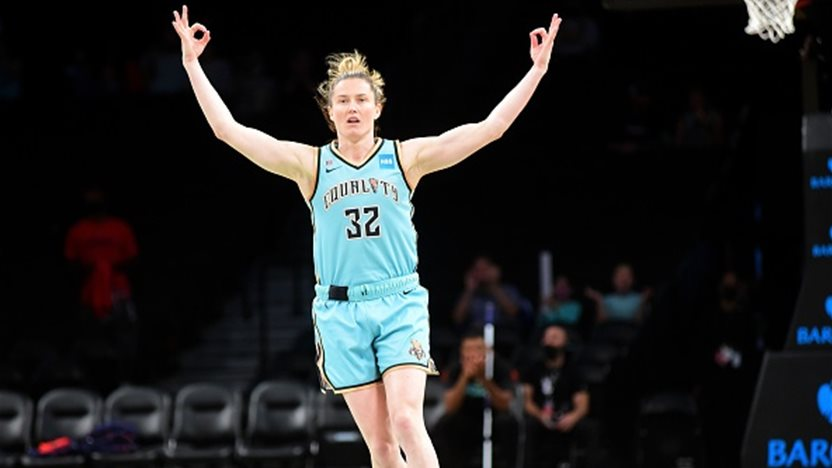 Six Australians in WNBA Play-Offs