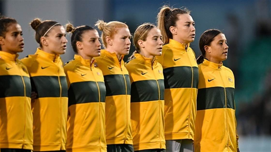 Canberra hoping for 2022 Matildas matches