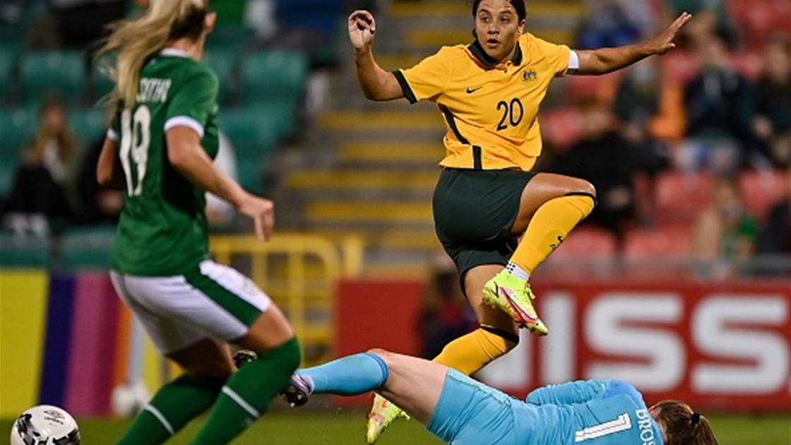 Analysis: Ireland defeat more dominant Matildas