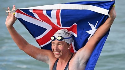 Australian Chloë McCardel is now Queen of the English Channel