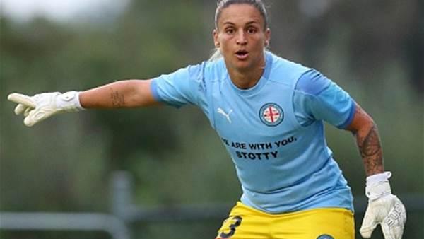 Former Matildas captain re-signs to City