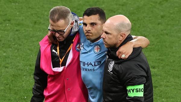 Socceroo Nabbout out for the season, World Cup qualifiers,