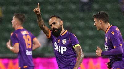 'Extremely disappointing': Diego Castro's Perth Glory A-League career over