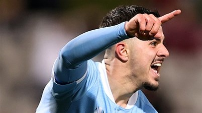 A-League's Melbourne City secure 'incredible' Olyroos star long term