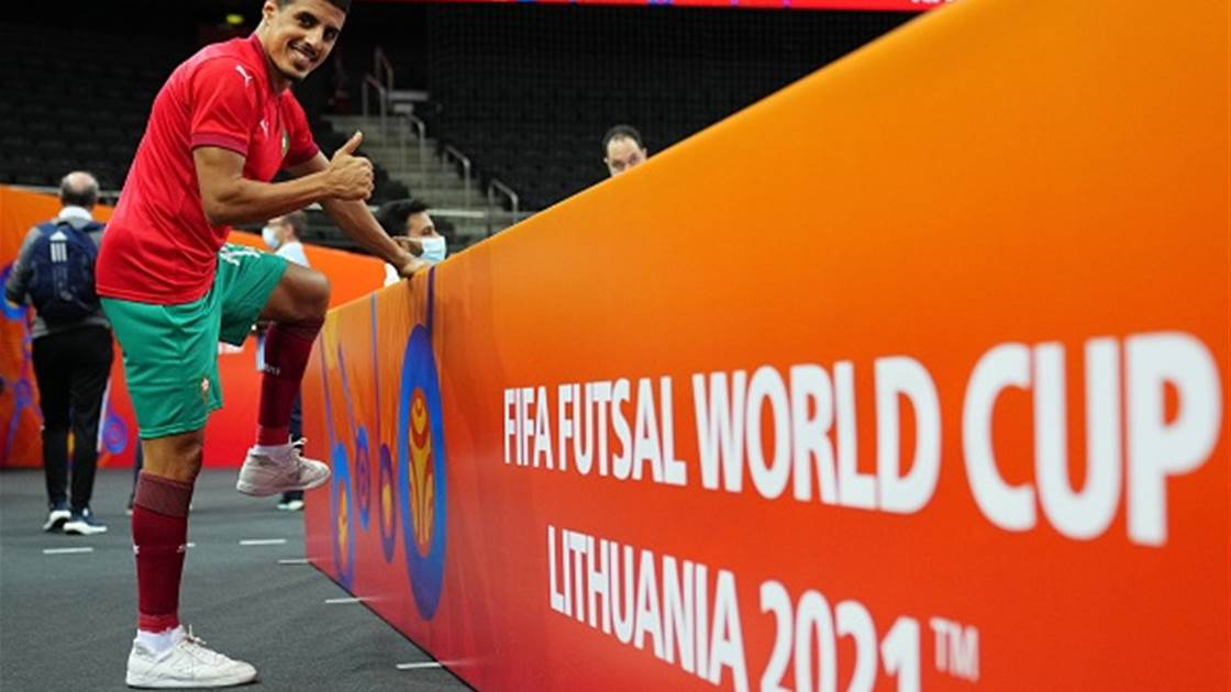 Why aren't Australia in the FIFA Futsal World Cup?