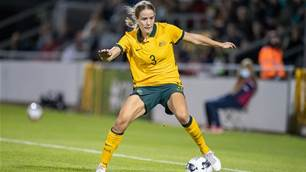 Melbourne Victory secure second rising Matilda
