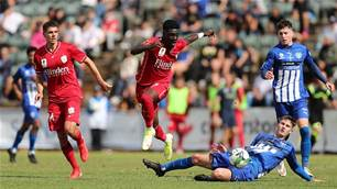A-League specialists deny one of the 2021 FFA Cup's great fairytales