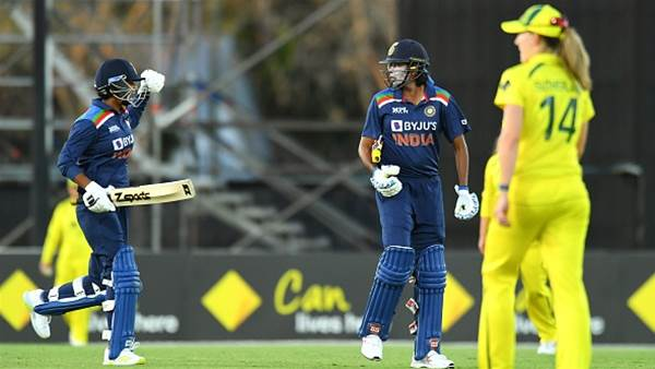 Australia's historic winning streak is over