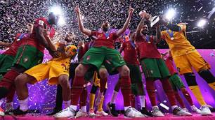 Portugal remind Australia what we're missing in Futsal World Cup