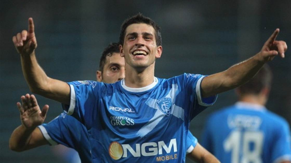 Melbourne A-League club linked with former Serie A striker