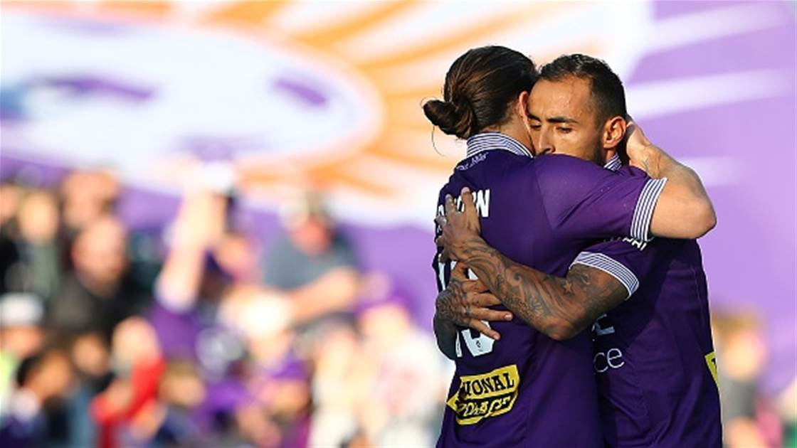 Perth Glory confirm Diego Castro A-League departure