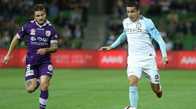 Triple player signing by A-League's Perth Glory