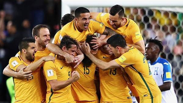 Lazaridis: Socceroos need to show Braveheart's against France