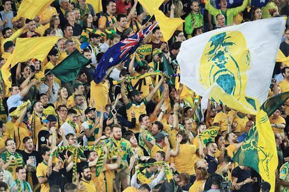 Arnold: No one unites Australia like the Socceroos