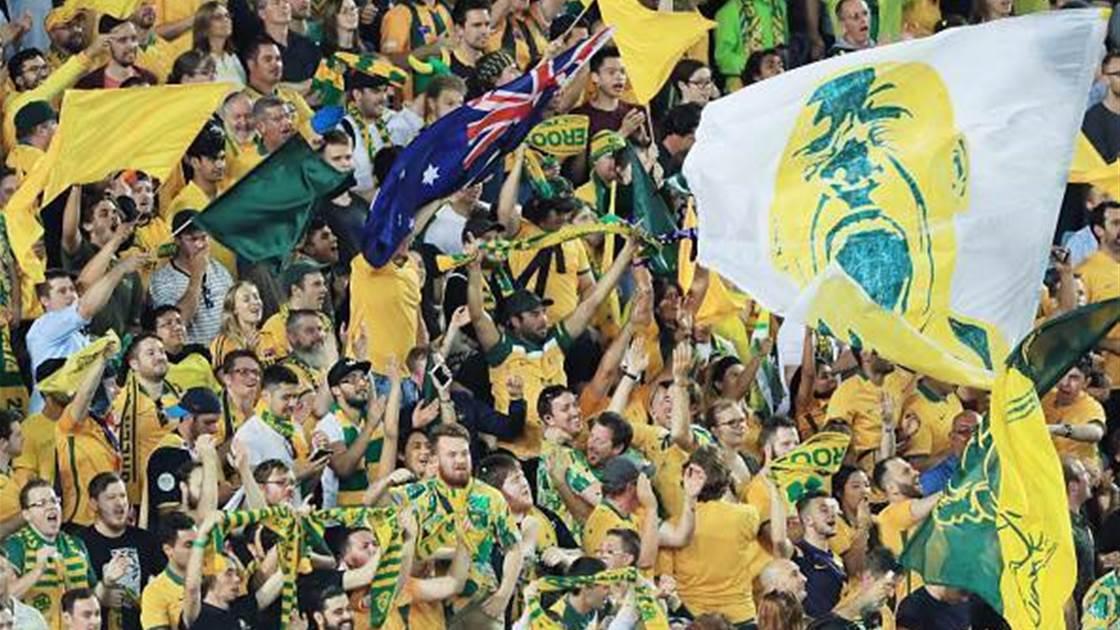 Arnold: No one unites Australia like the Socceroos