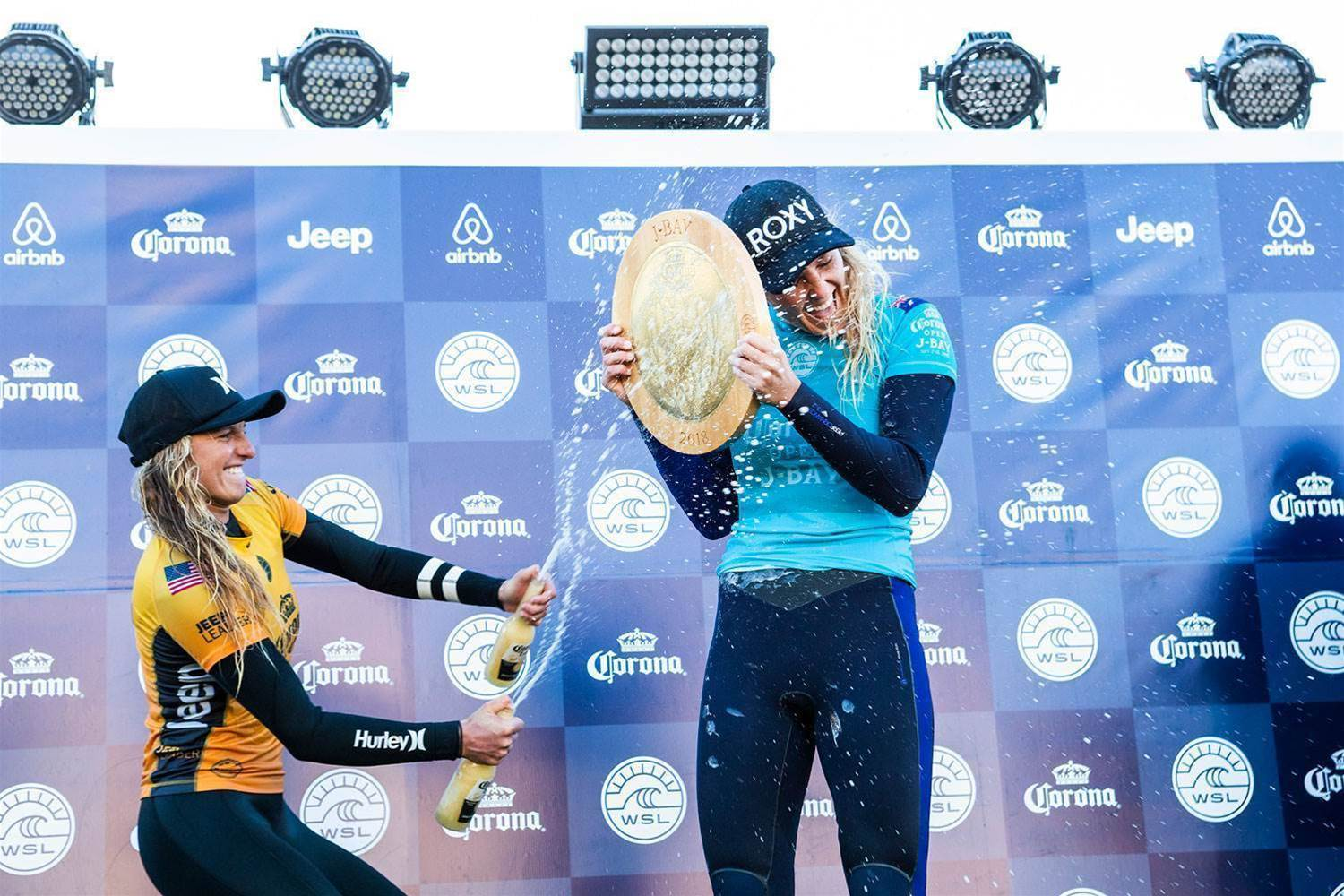 Steph Gilmore Styles To Corona Open JBay Victory