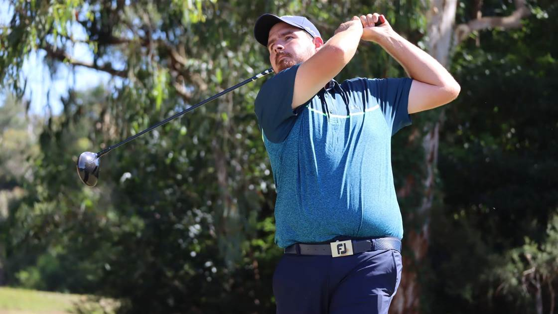 Lawson leads as challengers falter at Gippsland Super 6
