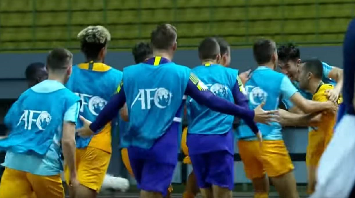 Ramy revives Young Socceroos in AFC opener