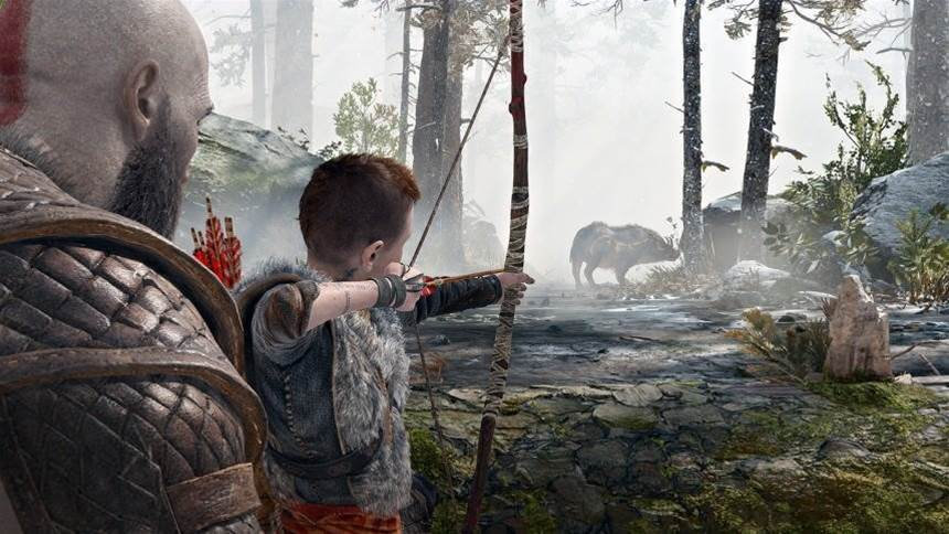 Hands-on Preview: God of War