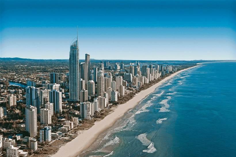 City of Gold Coast plugs into mobile data