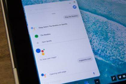Google unveil test for chats with robots
