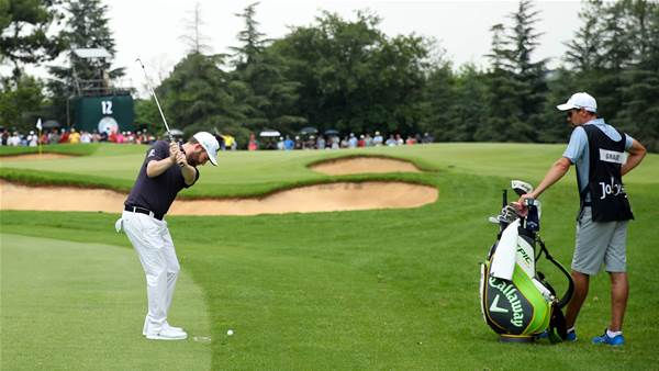 Winner's Bag: Branden Grace – South African Open