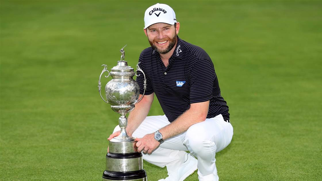 Grace edges out Oosthuizen to win SA Open