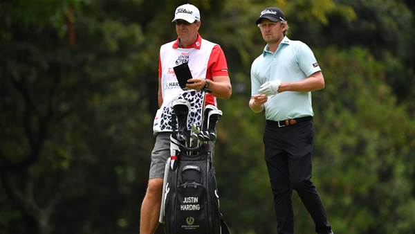 Winner's Bag: Justin Harding – Magical Kenya Open