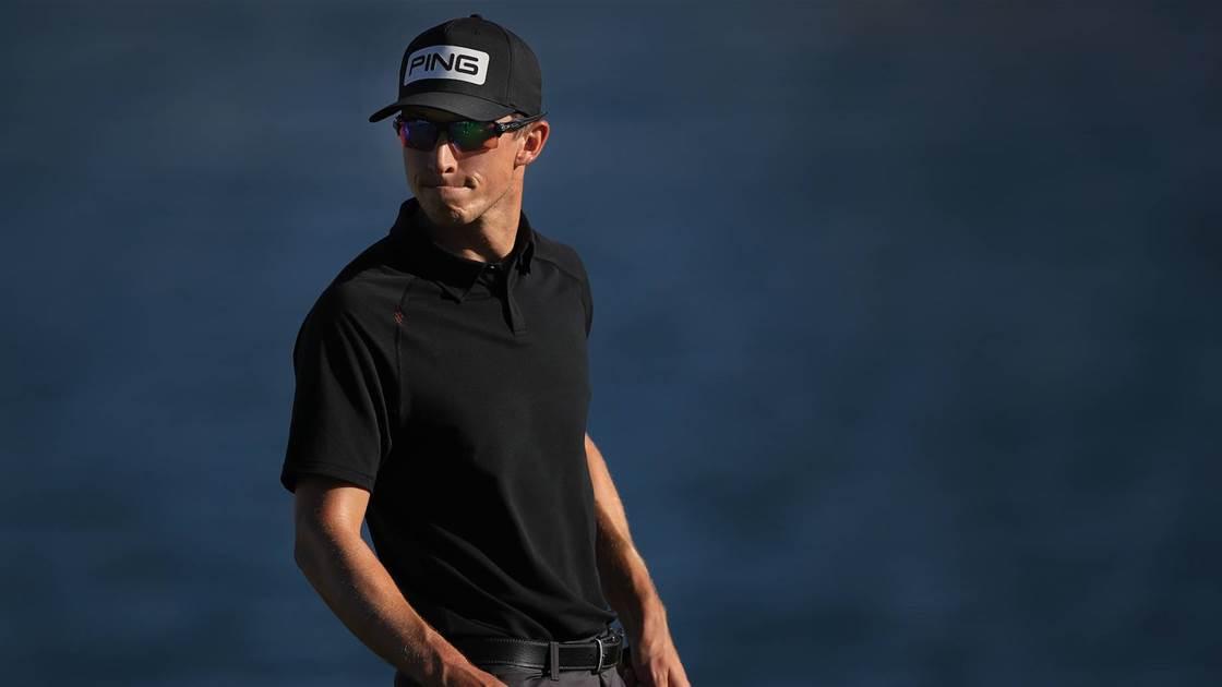 Late entry Hagy makes express PGA Tour start