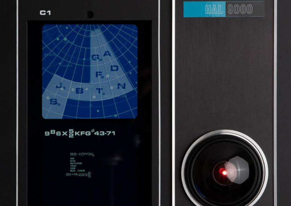 HAL 9000 has been reborn as a less murdery Bluetooth speaker and command console