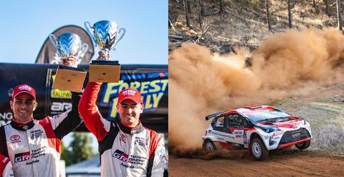 Australian Rally Champion