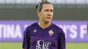 De Vanna on target as Fiorentina hit top-four