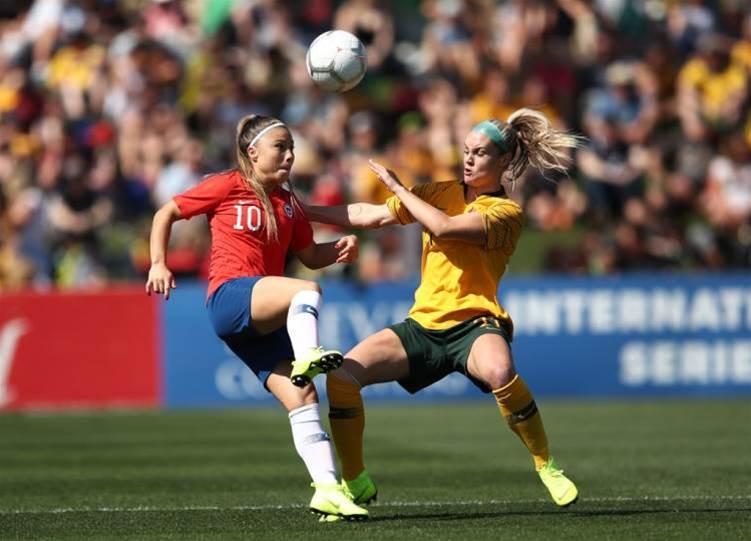 Matildas v Chile: Six standouts