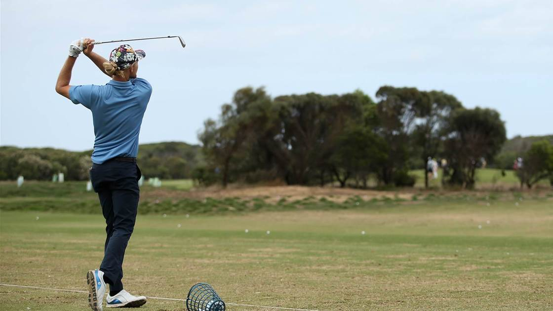 How Aussie Tour pros are passing time