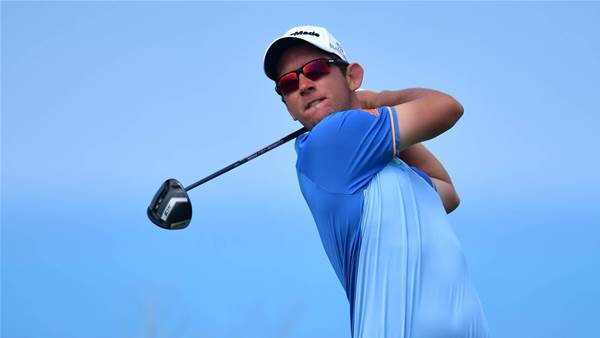 Herbert finishes tied third in Sicily