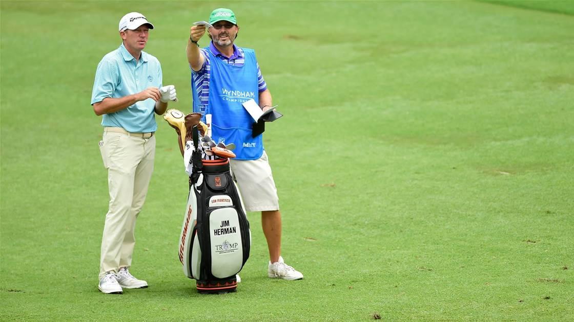 Winner's Bag: Jim Herman – Wyndham Championship