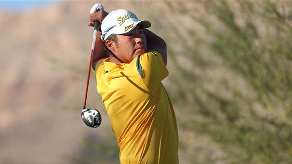 Home hero Matsuyama eyes victory at ZOZO Championship