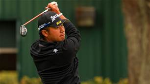 Matsuyama returns to action AT&T Byron Nelson